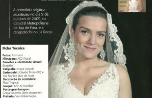 Inesquecível Casamento – Abril de 2010