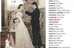 Claudia e Jonathan - Inesquecível Casamento