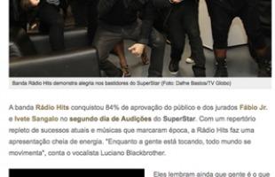 Rádio Hits aposta em hits atuais: 'Queremos trazer o moderno do rádio'