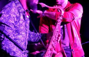 Bruno Bonatto e Jr. Trakinas no Sax