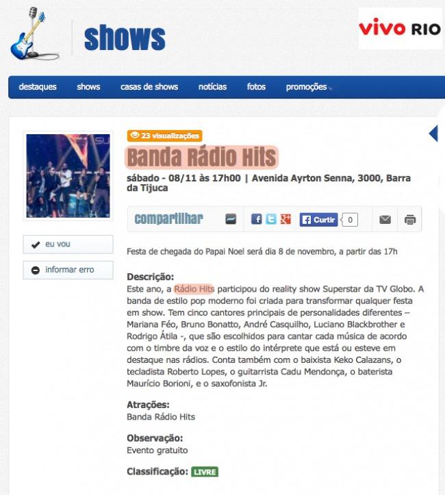 Banda Rádio Hits