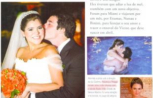 Paloma + Thiago - Revista Véu e Grinalda